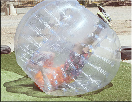 Foot Bubble Salou