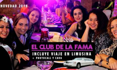 El Club de la Fama Despedidas Salou