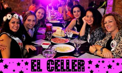 El Celler Despedidas Salou