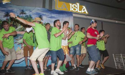 Video La Isla 17-06-17 Despedidas Salou